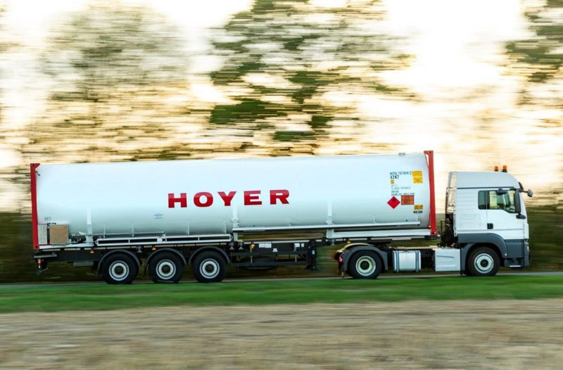 Hoyer Group boosts its LNG business