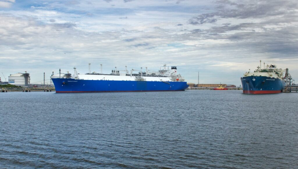 U.S. weekly LNG exports hit 2016 lows