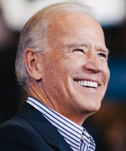 Joe Biden; Source: Campaign website
