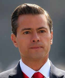 Enrique Peña Nieto; Source: Mexico Government
