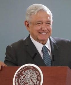 Andres Manuel Lopez Obrador; Source: Mexico Government
