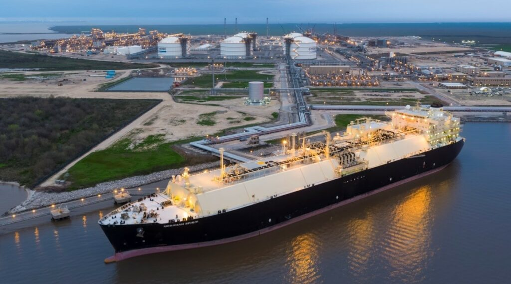 GAIL to swap U.S. LNG cargoes for delivery in 2022