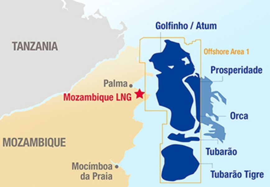 Total inks $14.9 billion debt financing for Mozambique LNG