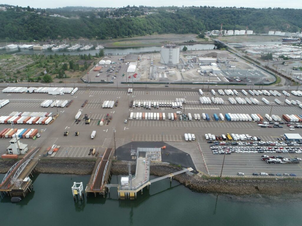 Puget on track for Tacoma LNG launch in 2021