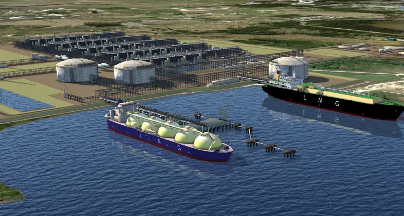 Tellurian sells LNG cargo, plans to shrink Driftwood costs