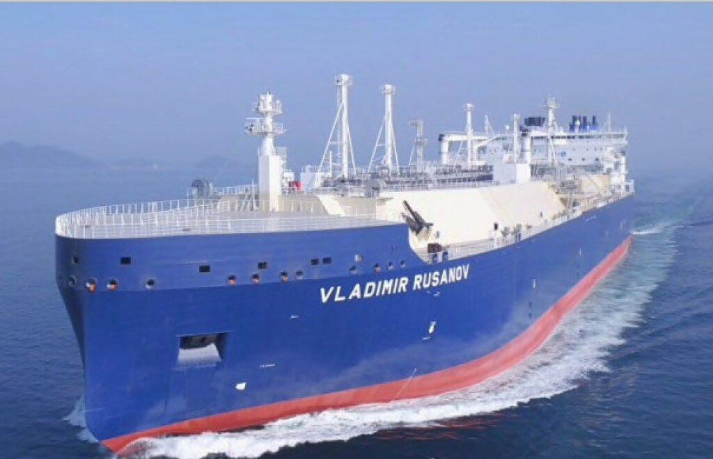 Novatek delivers first Yamal LNG cargo to japan via NSR