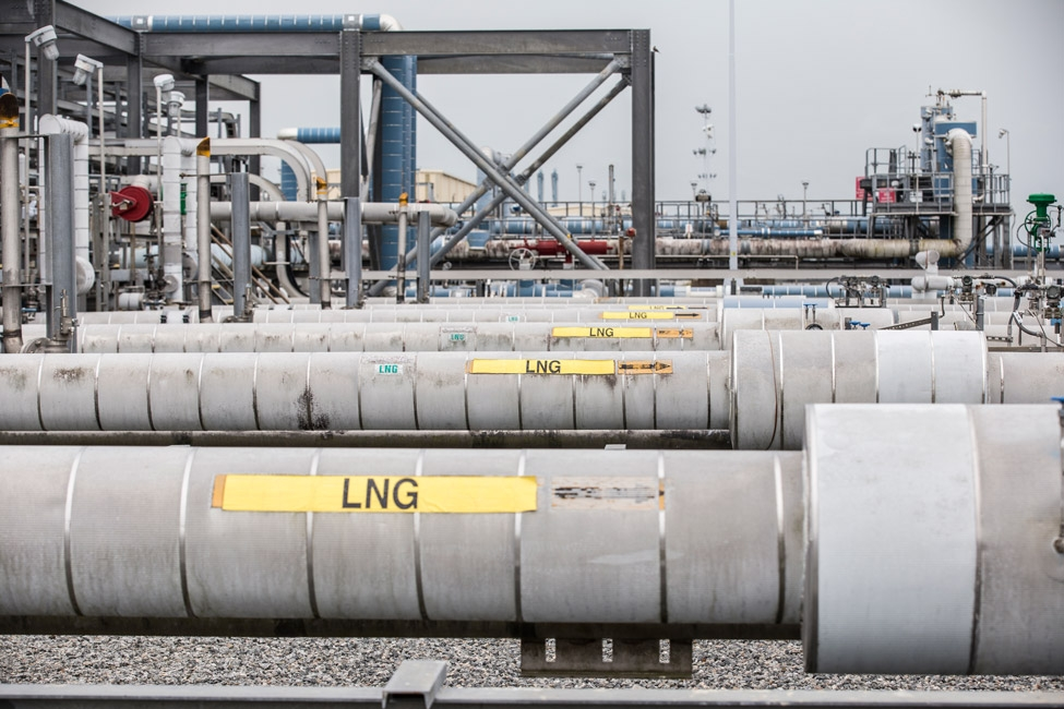 Kinder Morgan seeks approval to start new Elba LNG train