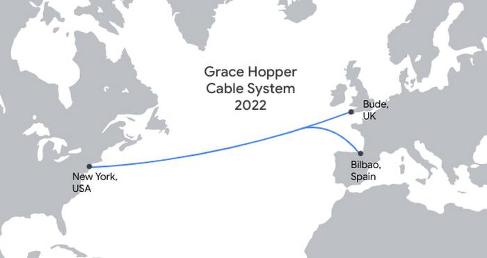 Google Grace Hopper cable