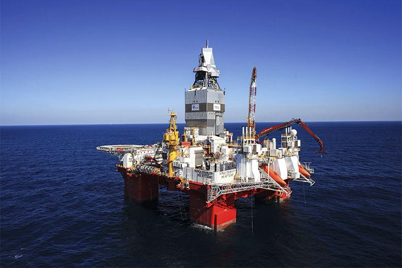 Transocean Enabler rig