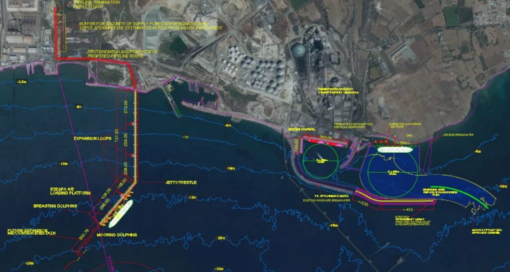 Hill International picked as Cyprus LNG owner's engineer