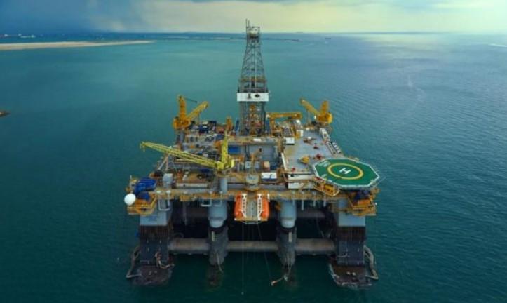 Ocean Apex; Source: Diamond Offshore BP Ironbark