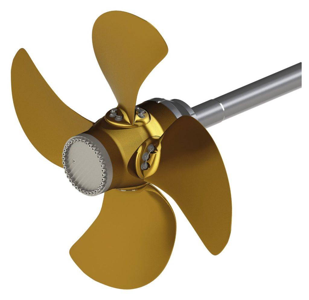 Schottel propeller