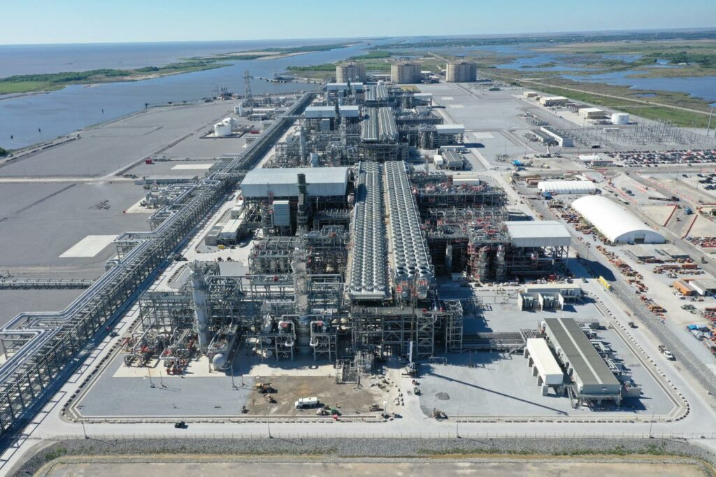 Sempra: Cameron LNG train 3 reaches substantial completion
