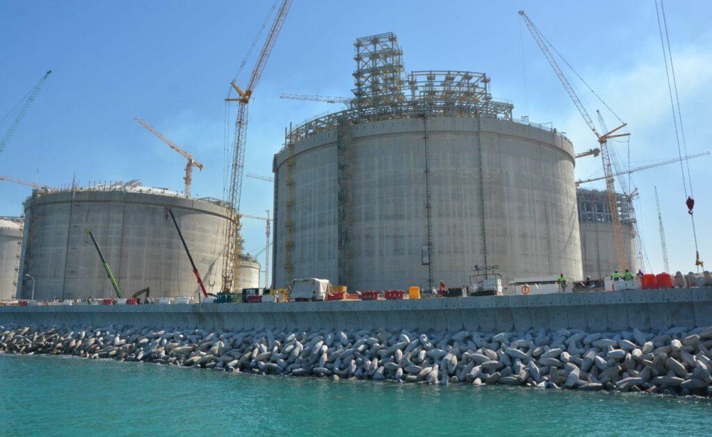 Al Zour LNG terminal