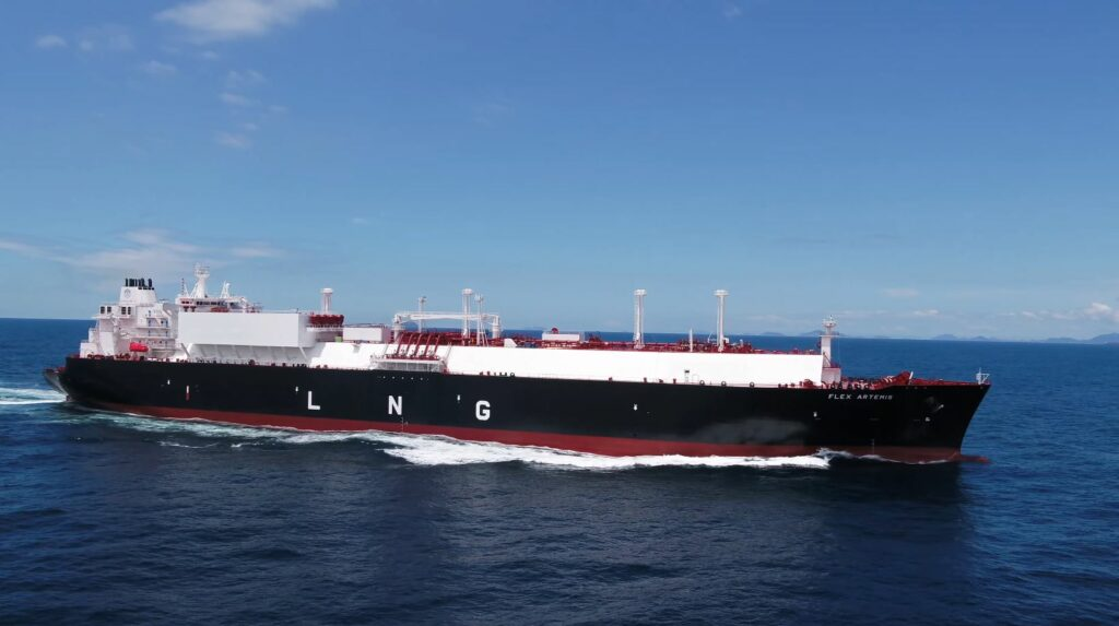 Another vessel set to join Flex LNG fleet