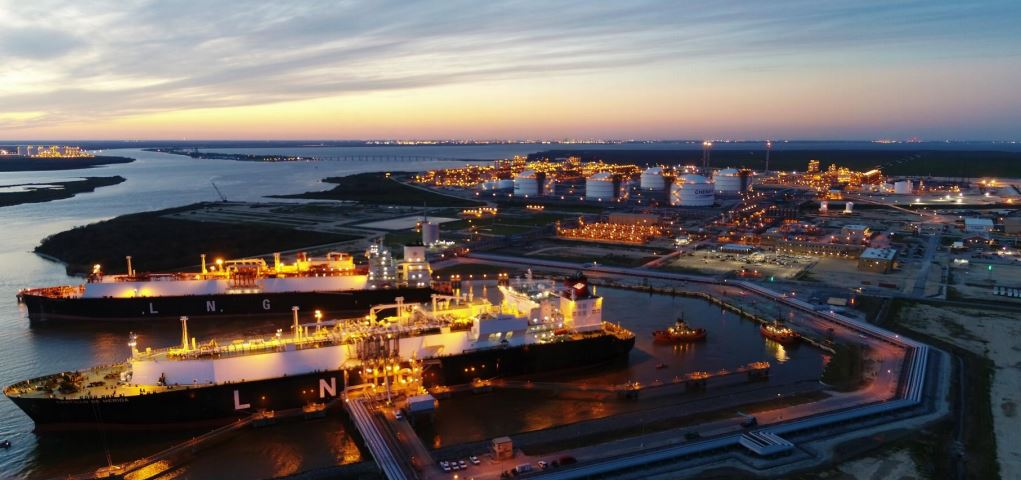 US weekly LNG exports still low