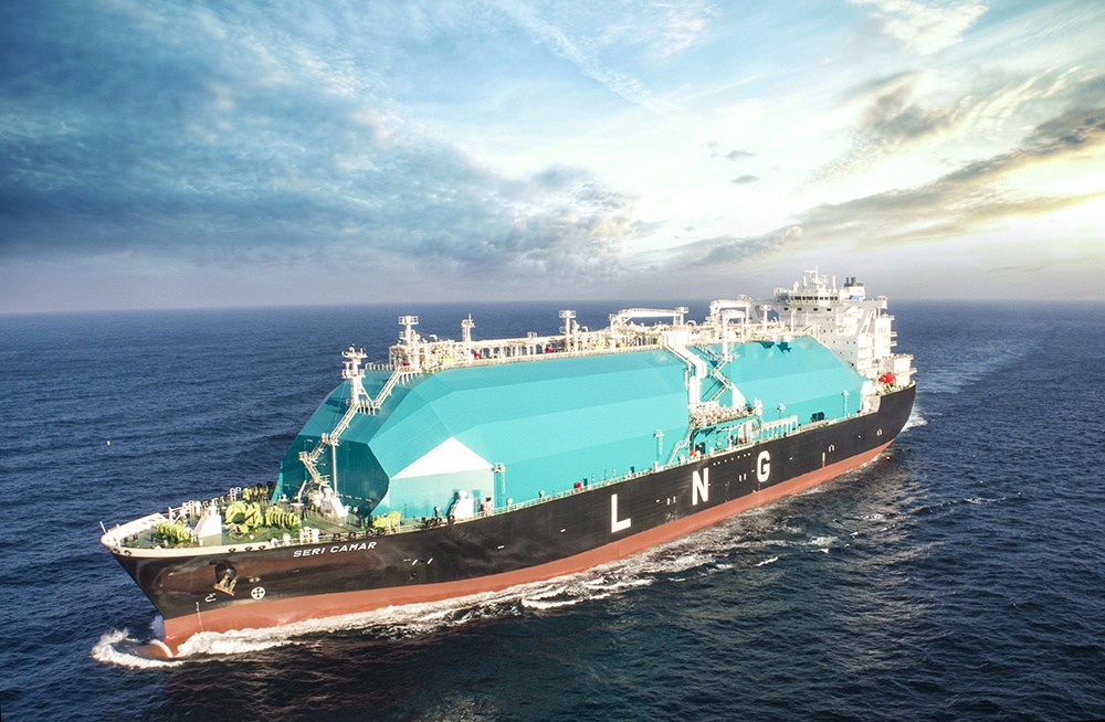 MISC posts lower profit, but LNG revenue keeps growing
