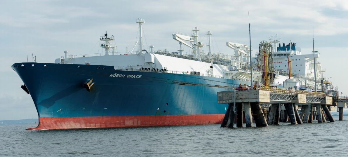 Stohle takes over as Hoegh LNG Partners CEO