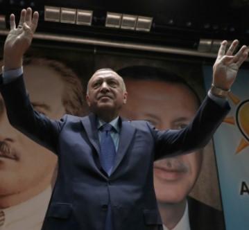 Recep Tayyip Erdoğan; Source: Website of the President
