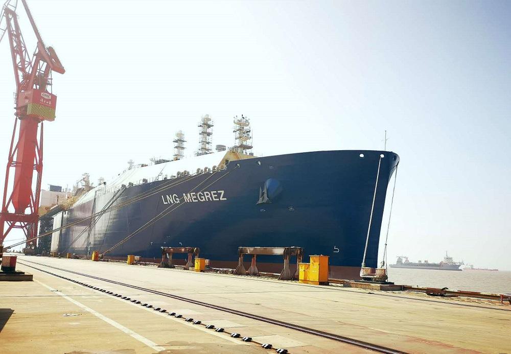 Image: Hudong-Zhonghua Shipbuilding