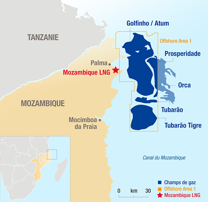 Total, Mozambique ink LNG project security deal