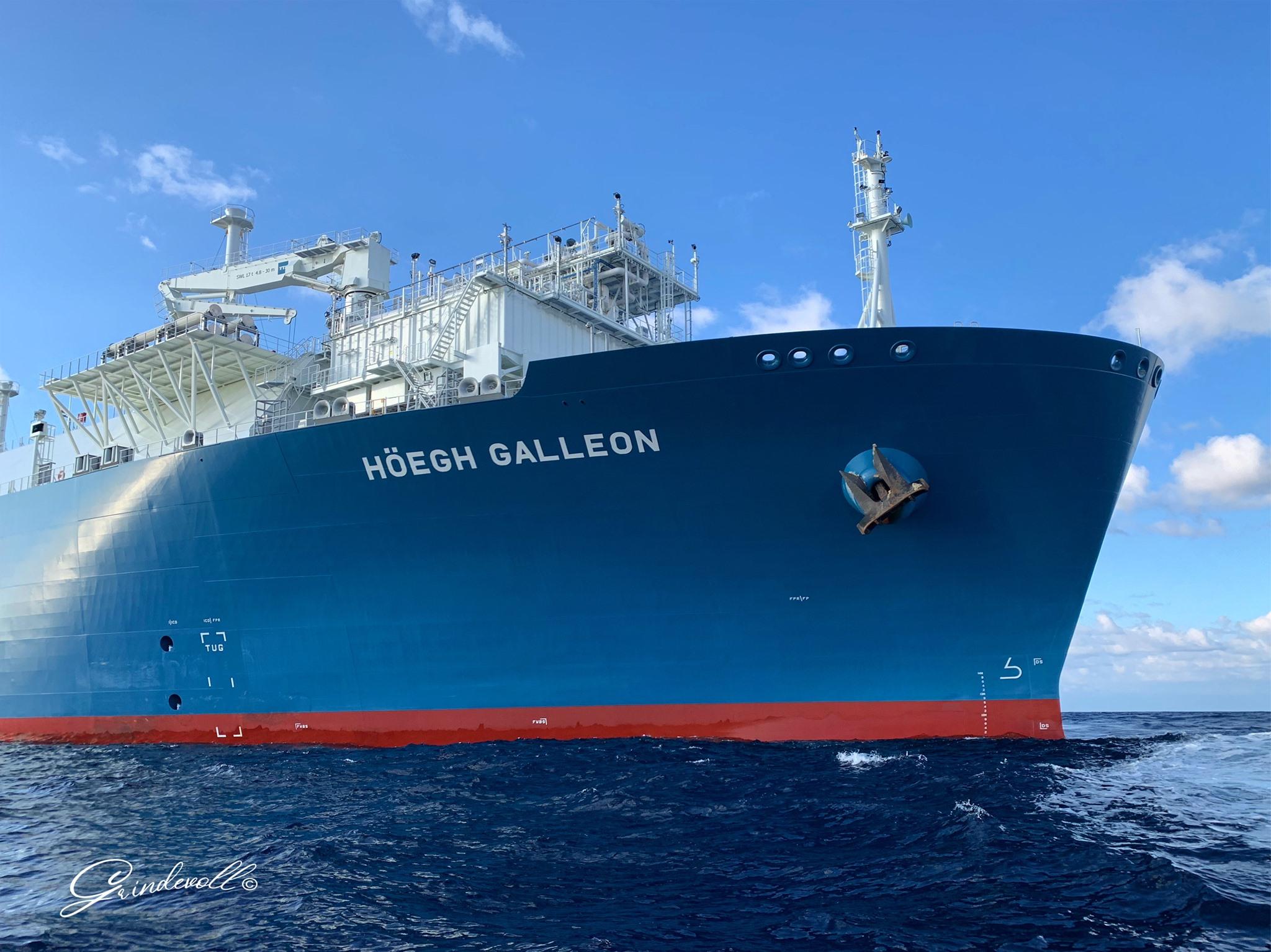 Tunable and Höegh LNG test gas analyser onboard FSRU Höegh Galleon