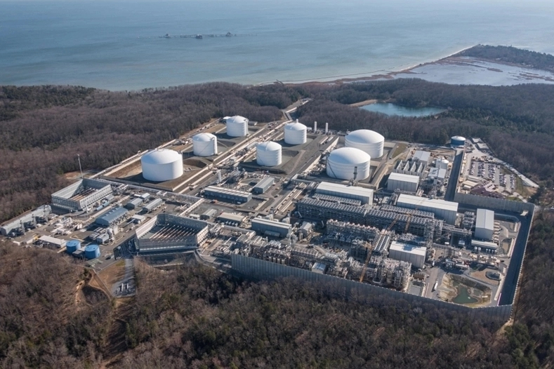GAIL floats tender for Cove Point LNG cargoes