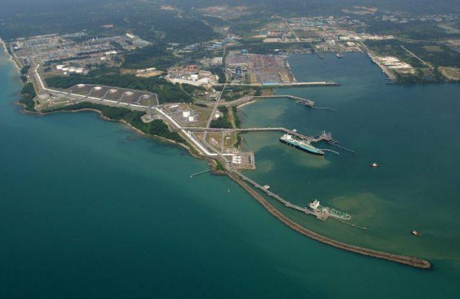 One killed at Petronas' Sarawak LNG incident