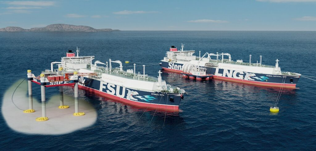 Stena tech picked for Vietnamese LNG-to-power project