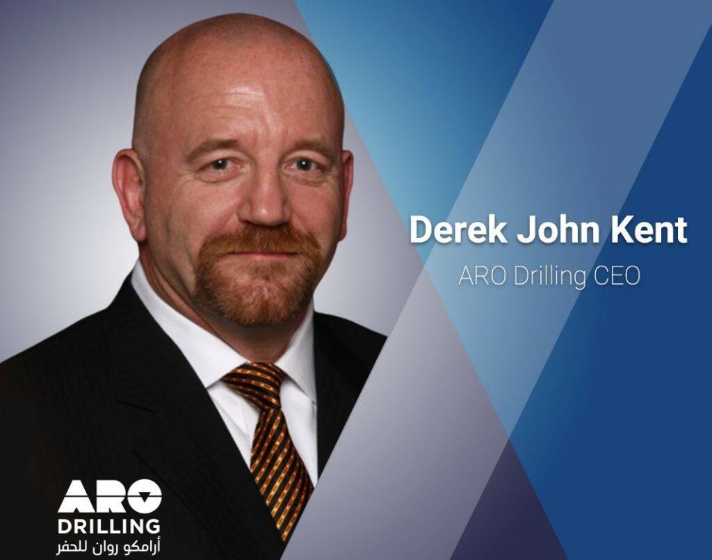 Derek Kent; Source: ARO Drilling CEO