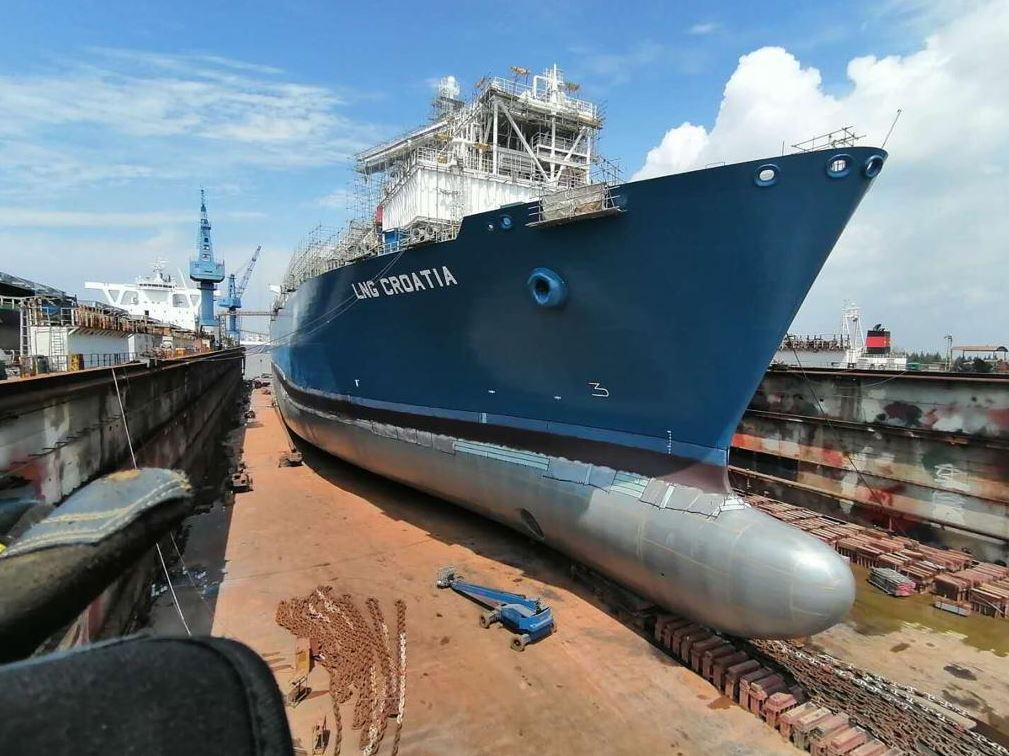 Shell to supply Hungary with LNG via Croatian FSRU