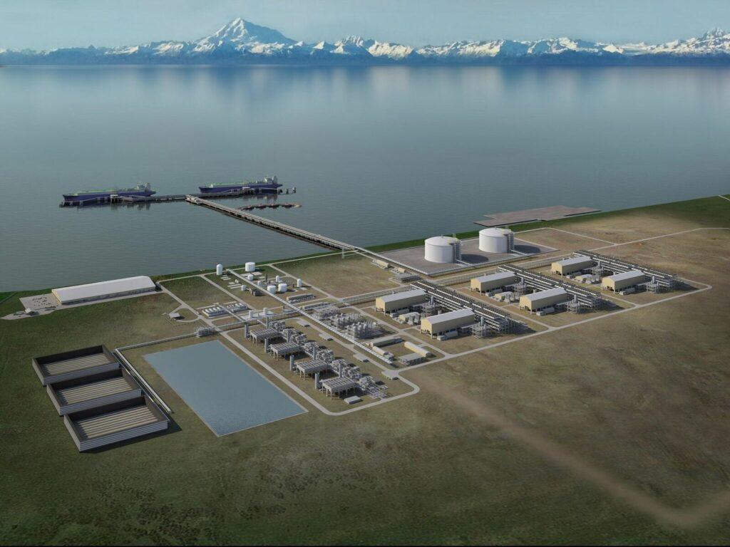 DoE grants Alaska LNG non-FTA export permit