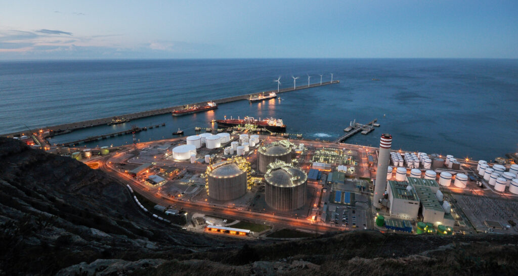Spanish August LNG imports dip