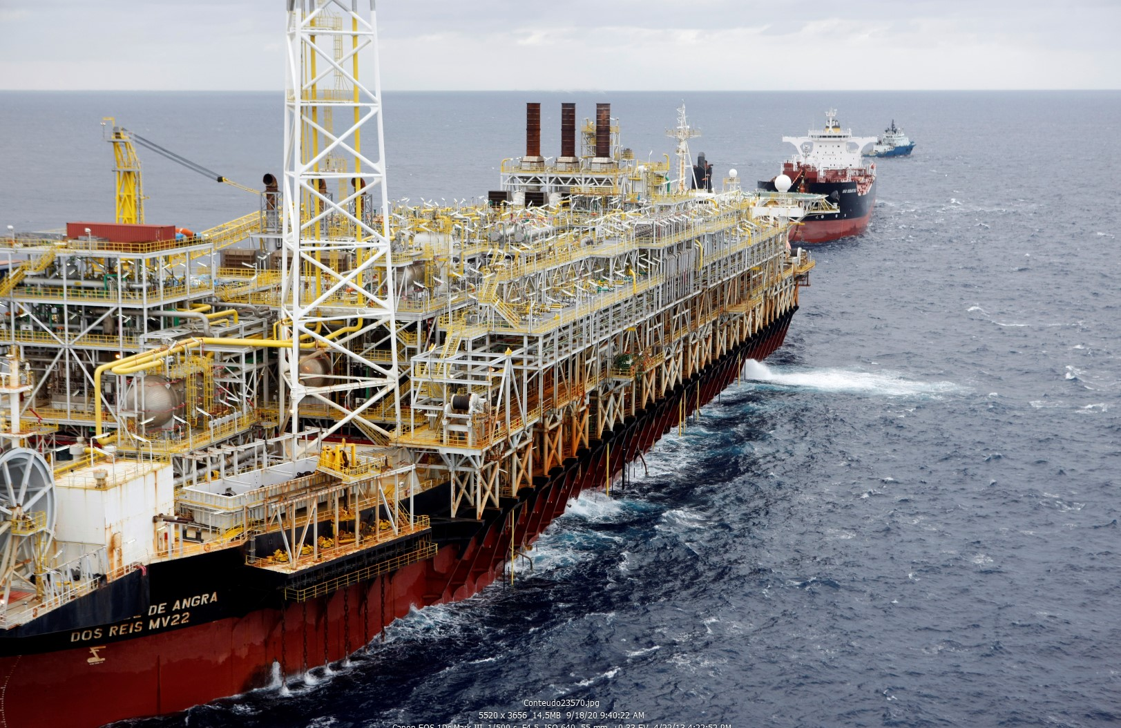 Petrobras changes Lula oilfield name following lawsuit - Offshore Energy