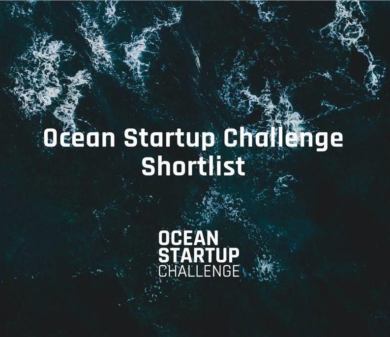 Ocean Startup Challenge shortlist