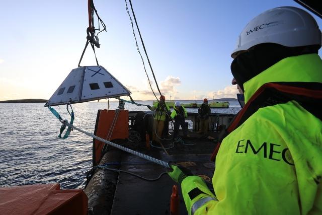 deployment at EMEC