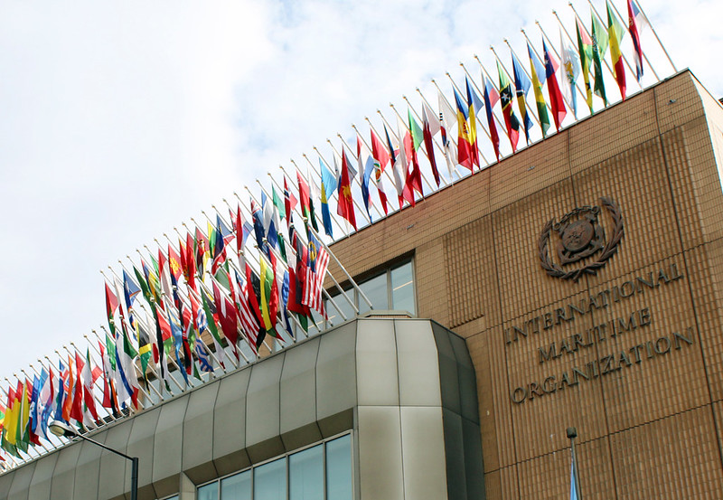IMO headquarter building