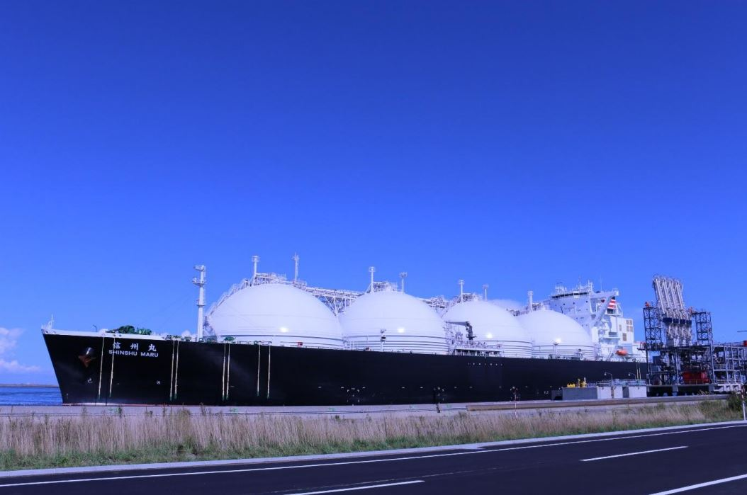 Japan's Hokkaido Electric receives first US LNG shipment
