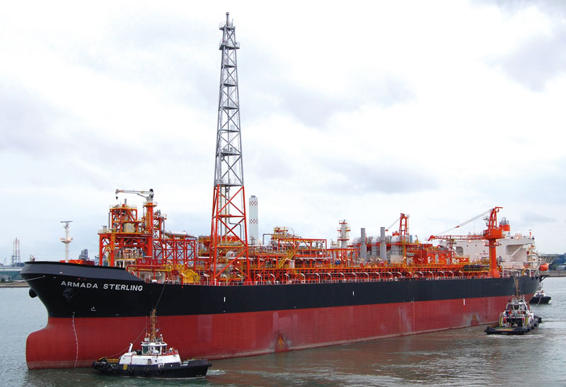 Armada Sterling FPSO