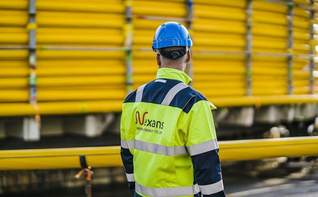 Nexans worker
