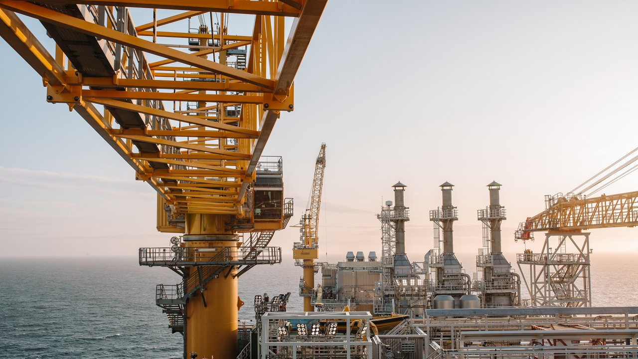 In the first year on stream Johan Sverdrup has produced some 130 million barrels of oil. (Photo: Equinor/Ole Jørgen Bratland)