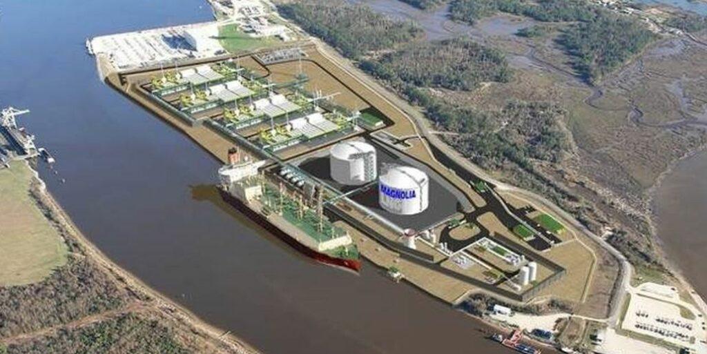 Glenfarne gets five-year extension for Magnolia LNG