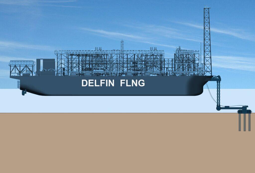 Delfin wraps up FLNG FEED