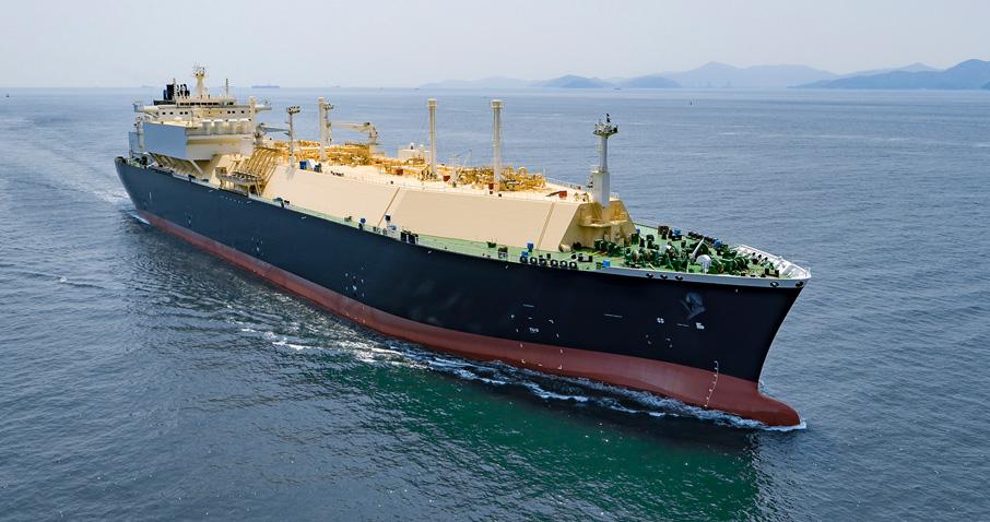 DSME nets $1.7 bln LNG carriers order