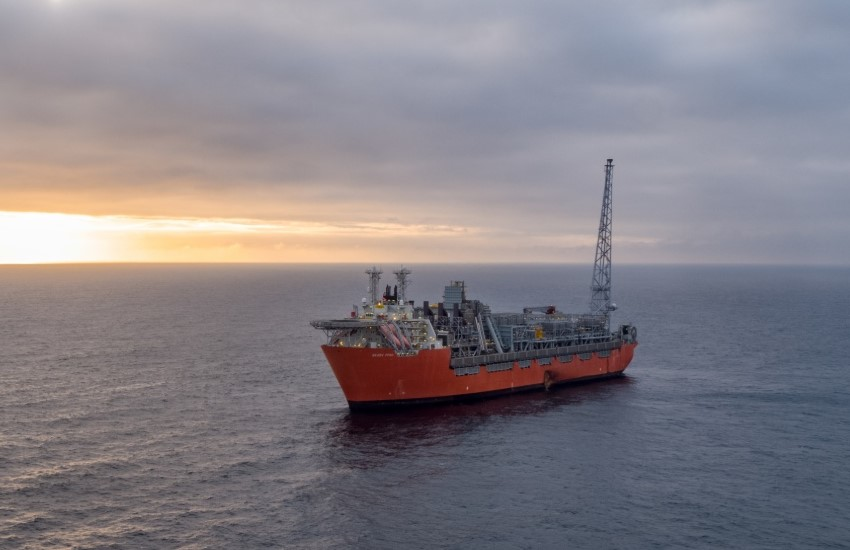 Skarv FPSO; Source: Aker BP DNV GL