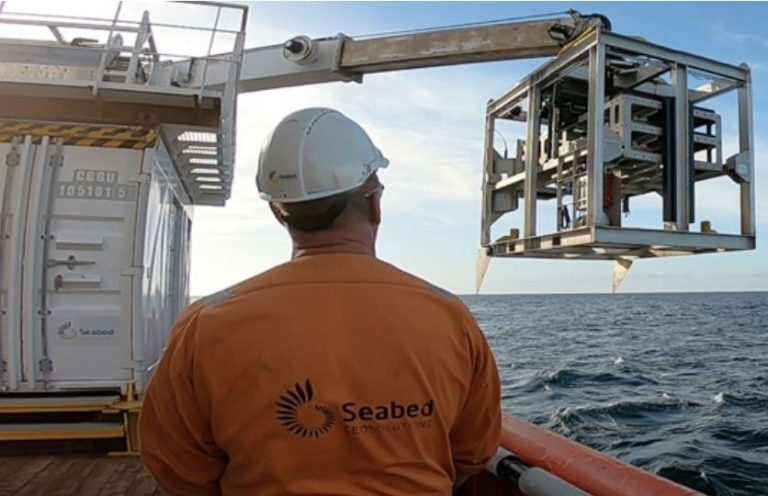 Seabed Geosolutions node deployment