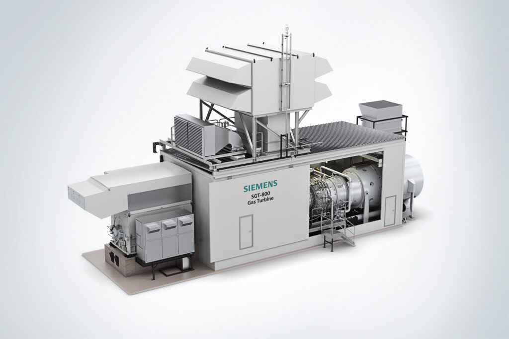 Siemens gas turbines picked for Mozambique LNG project