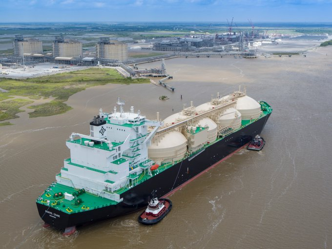 EIA: U.S. LNG exports see minimal impact from Hurricane Delta