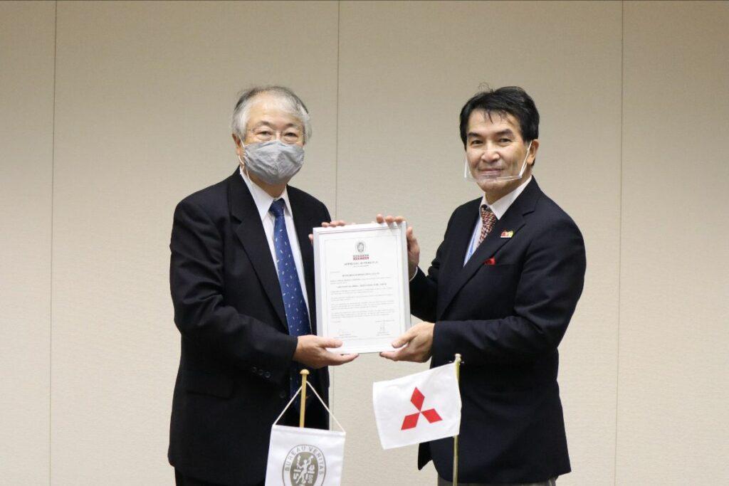 Bureau Veritas approves Mitsubishi's LNG fuel system