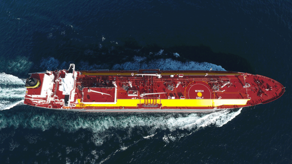 Total delivers its first carbon-neutral LNG cargo